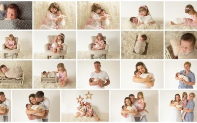Oliver's Newborn Photography Session