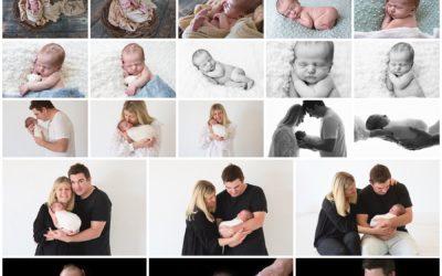 Lovely Newborn Lachlan
