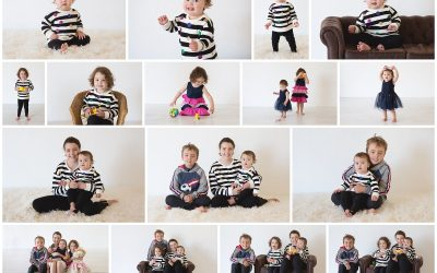 Time for some updated sibling photographs