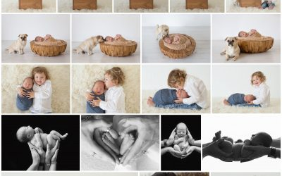 Baby Tyde's Newborn Photography session