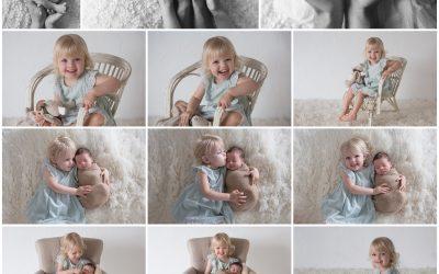 Mia's Newborn Photography Session